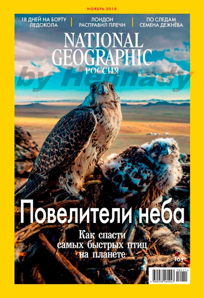 National Geographic №11 ноябрь 2018